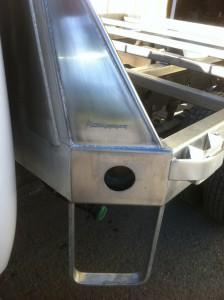 Detal Custom Truck Deck