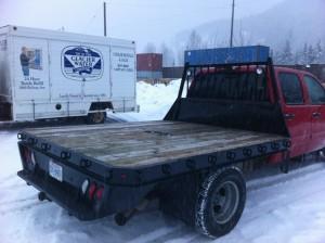 Truck Deck