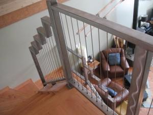 Handrail Custom House