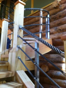Cable Handrail
