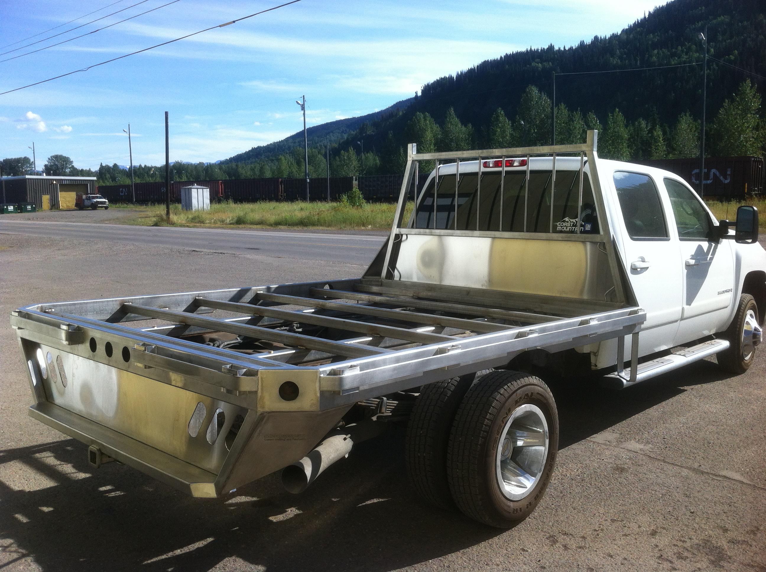 Truck Decks Custom